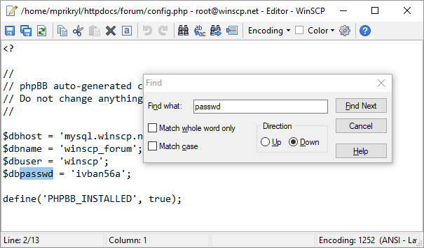 WinSCP Nedir?